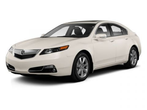 Pre-Owned 2012 Acura TL Advance Package