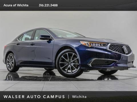 New 2020 Acura TLX TLX