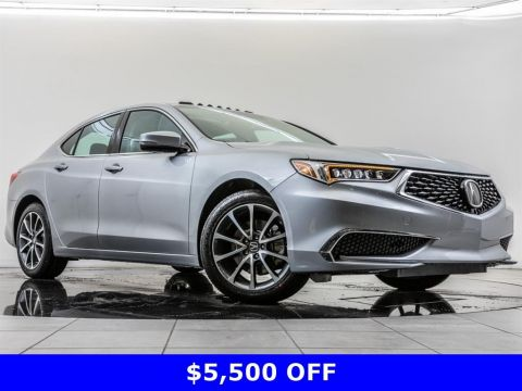 Pre-Owned 2019 Acura TLX 3.5 P-AWS, BT, CarPly, And Auto, Ln Kp