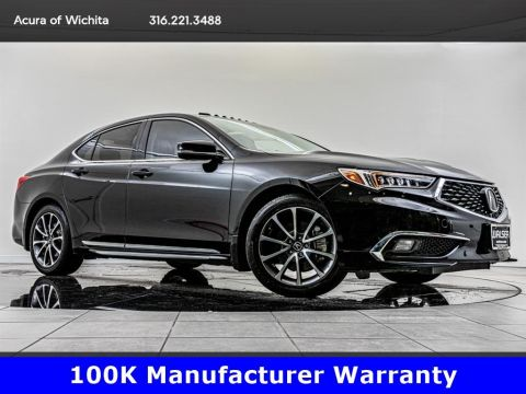 Certified Pre-Owned 2018 Acura TLX Technology Package