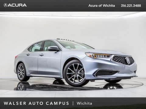 New 2018 Acura TLX w/Technology Package