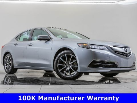 Certified Pre-Owned 2017 Acura TLX Technology Package, 1-Owner Local Car