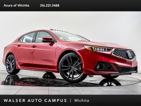 New 2019 Acura TLX 3.5 Tech P-AWS A-SPEC, 19 Whls BT, Bln Spt