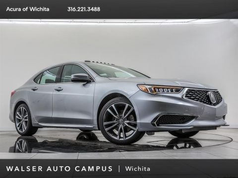 New 2019 Acura TLX 3.5 Tech SH-AWD, BT, CarPly, Nav, Blnd Spt