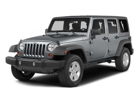 Pre-Owned 2014 Jeep Wrangler Unlimited With Navigation & 4WD