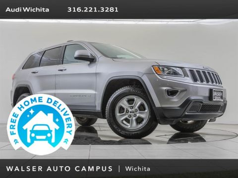 Pre-Owned 2015 Jeep Grand Cherokee Customer Preferred Package