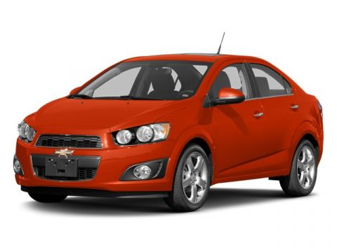 Pre-Owned 2013 Chevrolet Sonic LT SiriusXM Satellite Radio, Power Windows, CD FWD 4dr Car