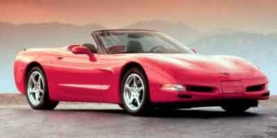 Pre-Owned 2001 Chevrolet Corvette RWD Convertible