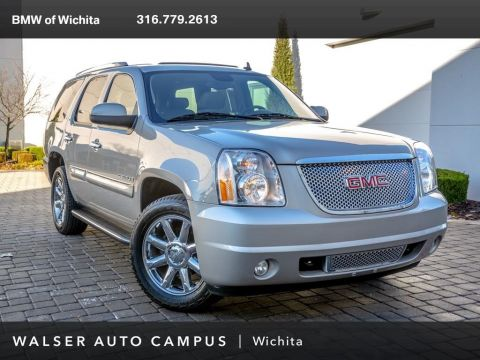 Pre-Owned 2008 GMC Yukon Denali Denali, Sunroof, BOSE Speakers, Heated Seats
