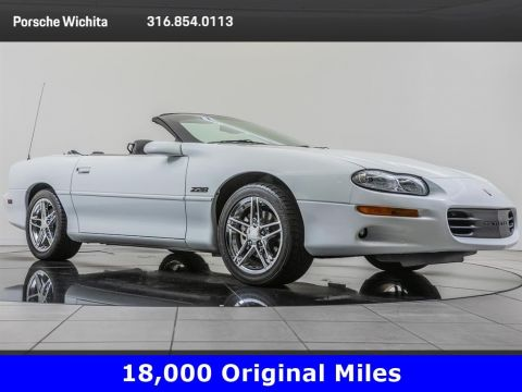 Pre-Owned 2000 Chevrolet Camaro SPORT