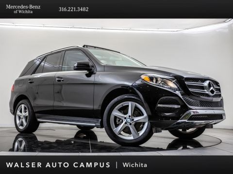 Pre-Owned 2016 Mercedes-Benz GLE GLE 350 4MATIC®, COMAND, Panoramic Sunroof
