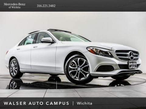 Pre-Owned 2016 Mercedes-Benz C-Class C 300 Sport 4MATIC®, 1-Owner
