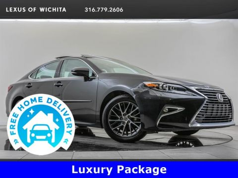 Pre-Owned 2017 Lexus ES 350 Luxury Package, Navigation
