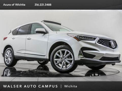 New 2019 Acura RDX RDX FWD, Pano Rf, CarPlay, BlTth, Htd Sts, RV Cam