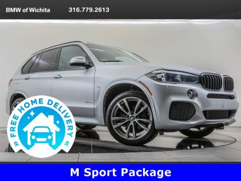Pre-Owned 2016 BMW X5 M Sport Package