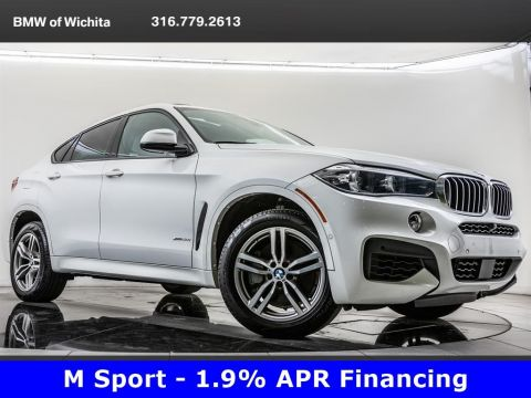 Pre-Owned 2018 BMW X6 xDrive50i M Sport Pkg, M Wheels, Navi, Head-Up