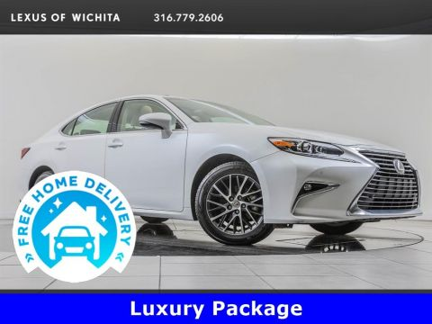 Pre-Owned 2016 Lexus ES 350 Navigation, Luxury Package
