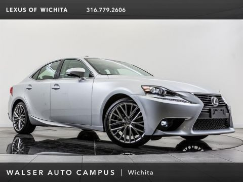 Pre-Owned 2015 Lexus IS 250 Navigation, Moonroof, RV Cam, Blind Spot Monitor