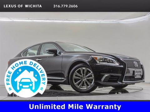 Certified Pre-Owned 2016 Lexus LS 460 Navigation, Comfort Package