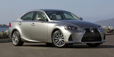 New 2019 Lexus IS 350
