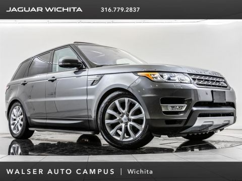 Pre-Owned 2016 Land Rover Range Rover Sport HSE, 20-inch wheels