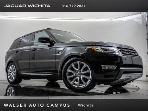 Pre-Owned 2014 Land Rover Range Rover Sport HSE, 20 Whls, Navi, Pano Rf, Htd Sts, RV Cam