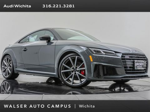 New 2019 Audi TTS TTS 2.0T COUPE