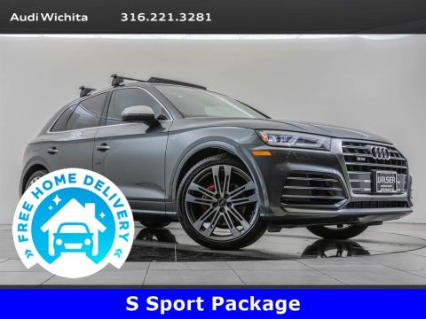 Pre-Owned 2018 Audi SQ5 S Sport Package
