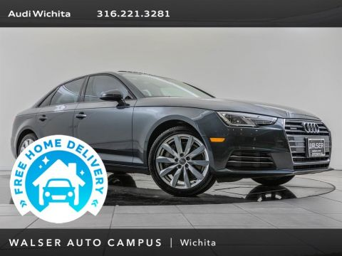 Pre-Owned 2017 Audi A4 Premium, Convenience Package