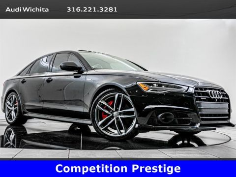 Pre-Owned 2017 Audi A6 3.0T Competition Prestige quattro