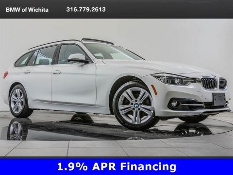 Pre-Owned 2018 BMW 3 Series 330i xDrive, BMW Company Demo