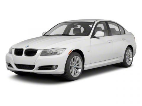 Pre-Owned 2011 BMW 3 Series 335i xDrive, Navigation, Moonroof, Heated Seats