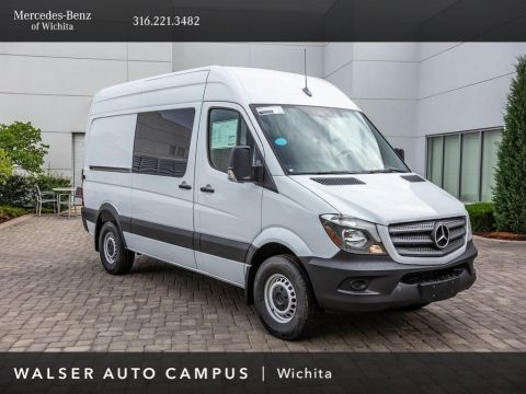 New 2018 Mercedes-Benz Sprinter Cargo Van