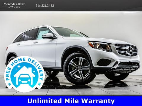 Certified Pre-Owned 2019 Mercedes-Benz GLC Premium 1 Package