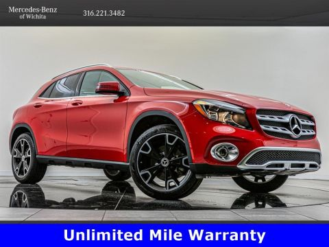 Certified Pre-Owned 2019 Mercedes-Benz GLA GLA 250 4MATIC®, Factory Wheel Upgrade