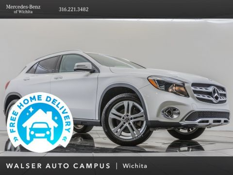 Certified Pre-Owned 2019 Mercedes-Benz GLA Premium Package