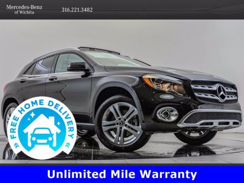 Certified Pre-Owned 2019 Mercedes-Benz GLA Premium & Convenience Packages