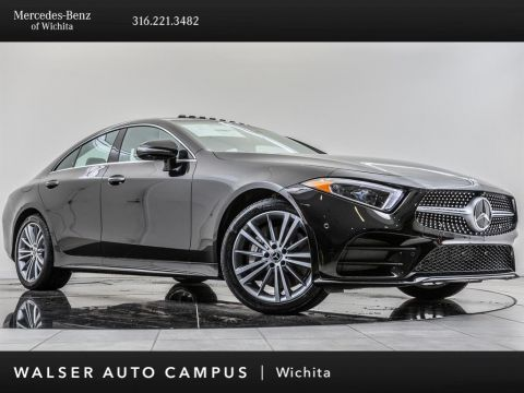 Pre-Owned 2019 Mercedes-Benz CLS CLS450 4MATIC® CPE