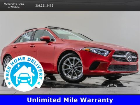 Certified Pre-Owned 2019 Mercedes-Benz A-Class 4MATIC®