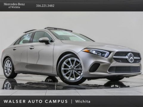 Pre-Owned 2019 Mercedes-Benz A-Class