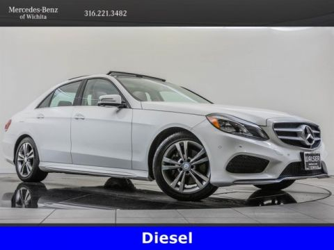 Pre-Owned 2016 Mercedes-Benz E-Class E 250 Sport BlueTEC®, Diesel
