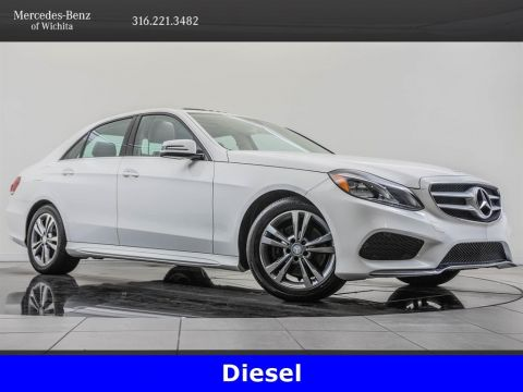 Pre-Owned 2016 Mercedes-Benz E-Class E 250 Luxury BlueTEC 4MATIC®, Diesel