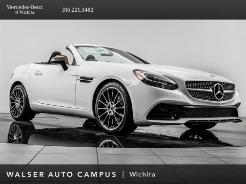 Pre-Owned 2019 Mercedes-Benz SLC SLC300 ROADSTER