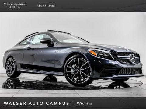 New 2019 Mercedes-Benz AMG® C 43