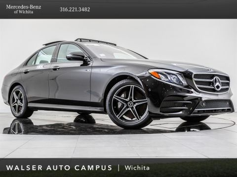 Pre-Owned 2018 Mercedes-Benz E-Class E400 4MATIC® SDN