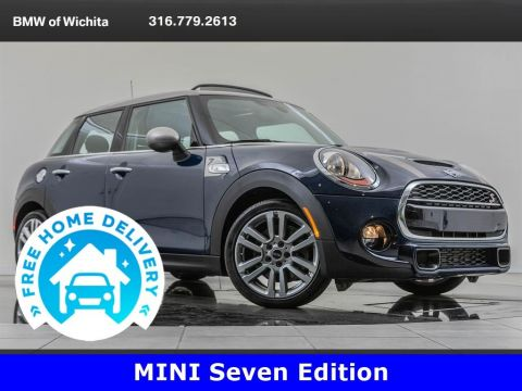 Pre-Owned 2017 MINI Cooper S MINI Seven Edition Package