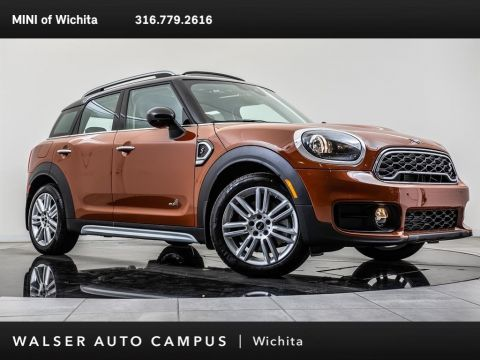 New 2019 MINI Countryman Cooper S Sport Utility in Wichita #53AB152N