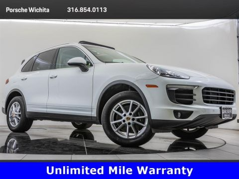 Certified Pre-Owned 2016 Porsche Cayenne Premium Package