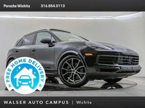 Certified Pre-Owned 2019 Porsche Cayenne Premium Package Plus